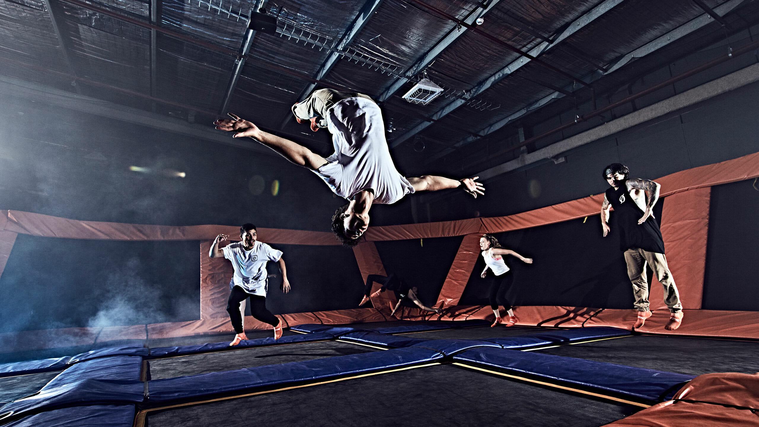 Freestyle Jump